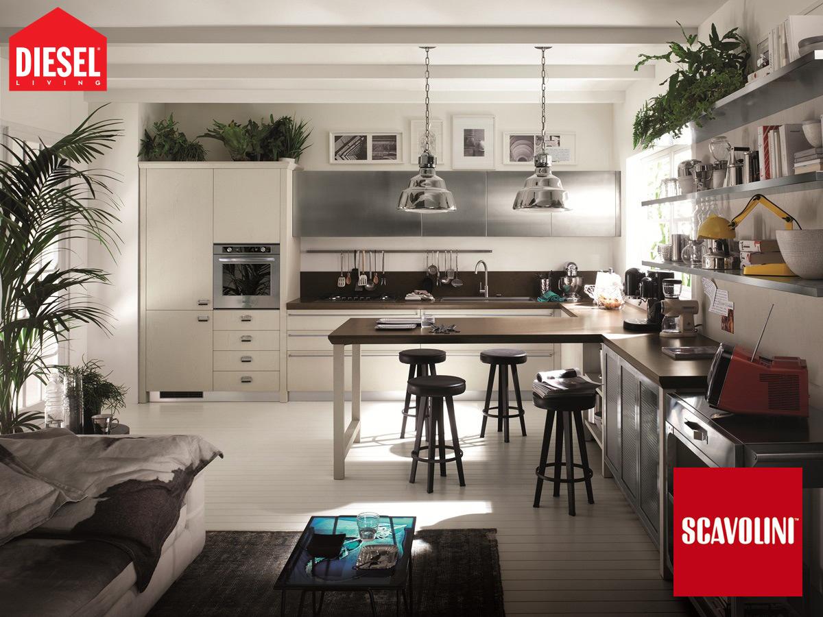 Diesel Social Kitchen | Arredamenti Bertoglio Cristina - Cremona